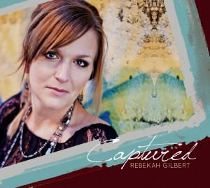 captured-ep, rebekah-gilbert, cover-photo